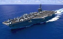 [CẬP NHẬT]: Sau tàu sân bay, tàu tuần dương Mỹ cũng đang tiến vào vịnh Đà Nẵng