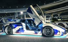 Khám phá văn hóa độ xe ô tô ở Nhật Bản: Độc đáo và điên rồ bậc nhất thế giới