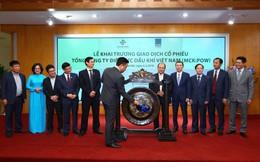 PV Power (POW) chính thức lên sàn UPCoM, khối ngoại mua ròng hơn 1,5 triệu cổ phiếu ngay trong phiên sáng