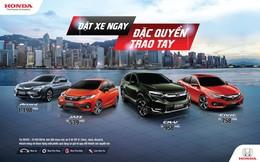 Honda Việt Nam chính thức công bố giá bán lẻ các mẫu ôtô nhập khẩu nguyên chiếc từ Thái Lan