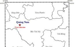 Nhiều người dân Quảng Nam chạy khỏi nhà vì động đất