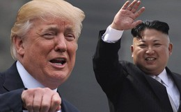 NÓNG: Tổng thống Trump sẵn sàng đối thoại trực tiếp với ông Kim Jong Un vào tháng 5