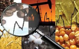 Thị trường hàng hóa ngày 10/4: Dầu khí, vàng, cao su, gạo và lúa mì đồng loạt tăng giá