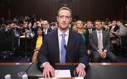 Zuckerberg nói suốt 5 tiếng trước Thượng viện Mỹ, cổ phiếu Facebook tăng vọt 4,5%