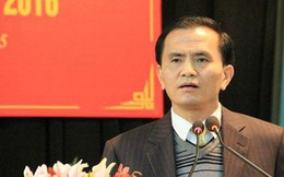 """Công việc mới của cựu Phó Chủ tịch tỉnh Thanh Hóa Ngô Văn Tuấn là """"tham mưu, giúp việc"""""""