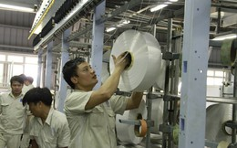 """Sau 2 năm """"trùm mền"""", PVTEX tái khởi động 3 dây chuyền sản xuất sợi"""