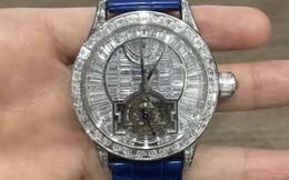 Thêm một đại gia Việt chi tới 14 tỷ đồng để sở hữu đồng hồ Chopard phiên bản giới hạn, cả thế giới có 10 chiếc!