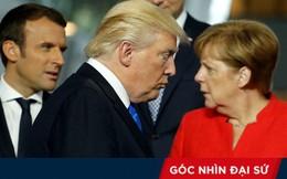 Đặt ra hàng loạt chỉ giới đỏ, các ông Trump và Macron chỉ còn một lựa chọn ở Syria?