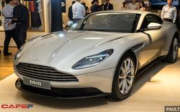 Xe sang Aston Martin DB11 chính thức có mặt tại Đông Nam Á với mức giá 465.000 USD