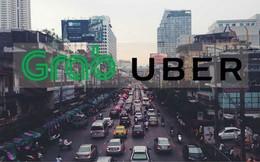 """Bộ Công thương quyết định điều tra vụ Grab """"thâu tóm"""" Uber tại Việt Nam"""