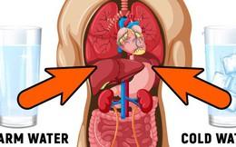 Uống nước lạnh hay nước ấm mới có lợi cho sức khỏe?