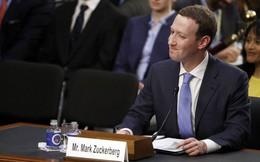 """Mark Zuckerberg đến Nghị Viện Mỹ: Vở kịch về """"quyền riêng tư""""?"""