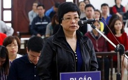 Giữ nguyên án chung thân cựu đại biểu Quốc hội Châu Thị Thu Nga