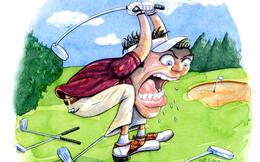 7 điều khắc cốt ghi tâm cho người muốn tập golf và mới chơi golf