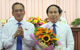 Ông Lê Tiến Châu giữ chức Chủ tịch UBND tỉnh Hậu Giang