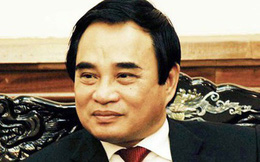 Chân dung nguyên chủ tịch Đà Nẵng Văn Hữu Chiến vừa bị khởi tố