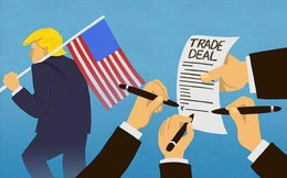 Tổng thống Trump tuyên bố không thích TPP, khả năng Mỹ trở lại vẫn xa vời