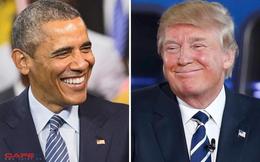 """Thói quen ăn uống và tập thể dục khác """"một trời một vực"""" của Barack Obama và Donald Trump: Chỉ có một điểm chung duy nhất!"""