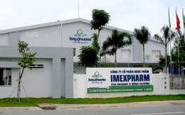 Dược phẩm IMEXPHARM báo lãi quý 1 đạt 32,9 tỷ đồng, tăng 27% so với cùng kỳ