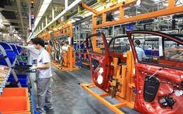 """Cổ phiếu các hãng xe Trung Quốc """"đỏ lửa"""" vì kế hoạch mở cửa thị trường ôtô"""