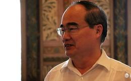 """Ông Nguyễn Thiện Nhân: """"Vì đường tắc, ngập nước nên mới cần đô thị thông minh"""""""