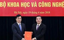 Ông Bùi Thế Duy được bổ nhiệm giữ chức Thứ trưởng Bộ KH&CN