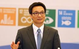 Phó Thủ tướng Vũ Đức Đam làm Chủ tịch Hội đồng Quốc gia về Phát triển bền vững và Nâng cao năng lực cạnh tranh