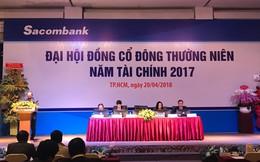 ĐHCĐ Sacombank: Đẩy nhanh tiến độ tái cơ cấu, mục tiêu lãi hơn 1.800 tỷ