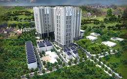 Khu Nam Hà Nội có thêm dự án Tổ hợp chung cư, nhà liền kề