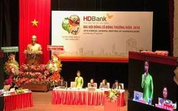 ĐHCĐ HDBank: Đồng ý nhận sáp nhập PGBank vào HDBank