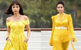 Trang sức ngọc trai - điểm nhấn cho BST NTK Lê Thanh Hoà