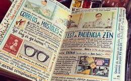 Người đàn ông này đã bỏ việc, đi chu du khắp thế giới và tạo ra những cuốn sổ tay đẹp tuyệt vời