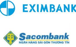 Eximbank lãi 648 tỷ đồng nhờ thoái vốn khỏi Sacombank