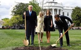 [Chùm ảnh] Quan hệ ấm áp của Tổng thống Pháp - Mỹ