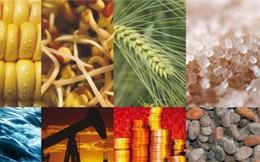 Thị trường hàng hóa ngày 27/4: Vàng quanh mức thấp nhất 5 tuần, thép tiếp tục lên giá