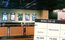 Đại diện CGV chính thức lên tiếng về việc thay đổi giá vé
