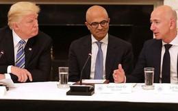 Ông chủ Amazon - Jeff Bezos sẽ không còn là người giàu nhất thế giới vì Microsoft