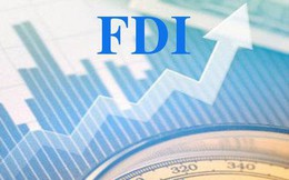 4 tháng đầu năm, vốn đầu tư trực tiếp nước ngoài đạt 5,1 tỉ USD