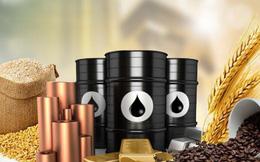 Hàng hóa ngày 04/4: Hầu hết các mặt hàng tăng giá theo đà phục hồi của Phố Wall, chỉ vàng và cao su giảm