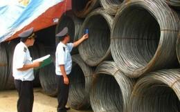 Khai sai tên hàng hóa 235 tấn thép, một công ty bị phạt 61 triệu đồng