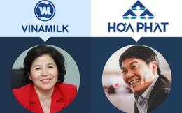 Cùng là công ty đầu ngành, tại sao Hòa Phát tăng quá mạnh mà Vinamilk thì chậm đến như vậy?