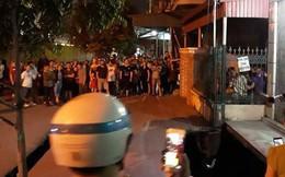"""""""Hố tử thần"""" đường kính 10m xuất hiện ngay trước cửa nhà dân ở Quảng Ninh"""
