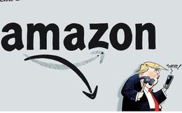 """Tổng thống Trump muốn dùng chính sách để """"trừng trị"""" Amazon"""