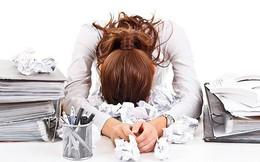 """Đừng để stress đánh gục trên bàn làm việc, đây là 5 bước giúp bạn chế ngự """"kẻ thù"""" vô hình này"""