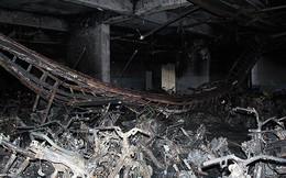 Bộ Xây dựng bắt đầu kiểm định chất lượng chung cư Carina sau vụ cháy