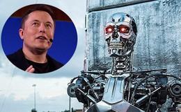 Elon Musk: Nhân loại có thể sẽ bị thống trị VĨNH VIỄN bởi một robot độc tài