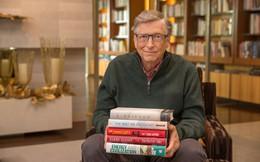 Đây là 4 tựa sách mà Bill Gates yêu thích nhất trong hơn một năm qua