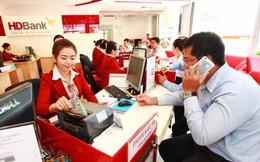 HDBank báo lãi trước thuế 1.045 tỷ đồng trong quý 1, gấp 3 lần cùng kỳ 2017
