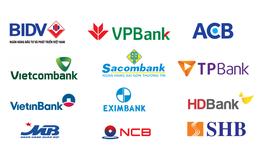 Lãi ròng của 12 ngân hàng niêm yết tăng gấp rưỡi trong quý 1