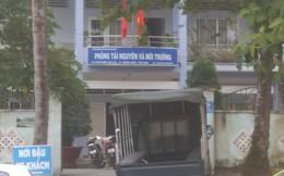Tạm dừng giao dịch tại Phòng TN-MT Phú Quốc là tin bịa đặt